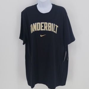 Nike Vanderbilt XL College  nwt black  Men's Gold